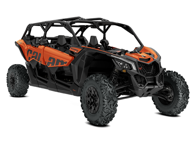 2019-Maverick-MAX-X-ds-TURBO-R-Phoenix-Orange-Metallic_3-4 front