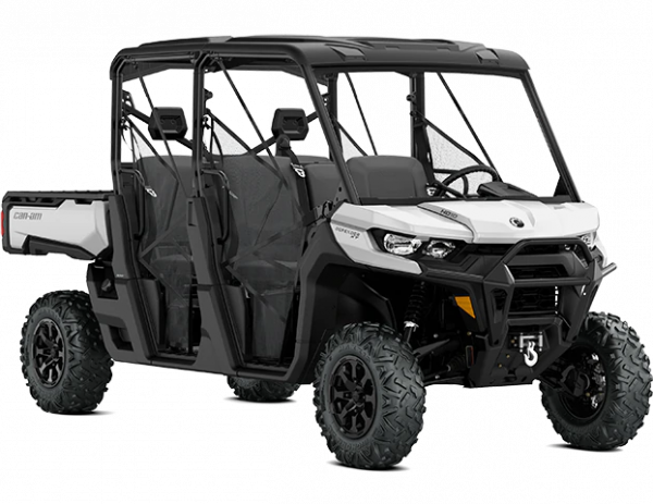 2020-Defender-Max-XT-HD10-Hyper-Silver_3-4-front