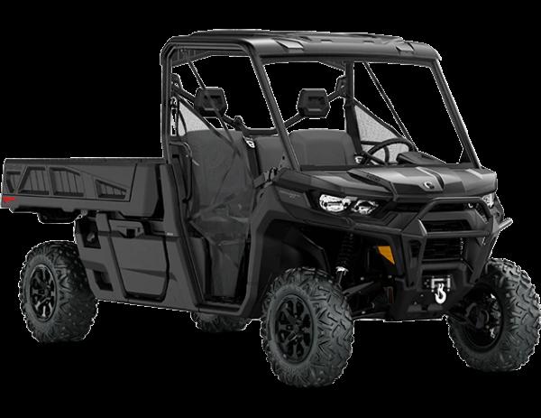 2020-DefenderPro-XT-HD10HO-TimelessBlackMetallic-NA-34Front