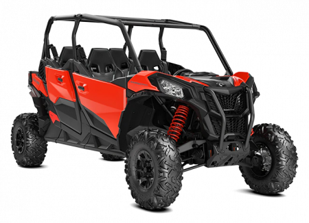 2020-Maverick-Sport-Max-DPS-1000R-Black-Can-Am-Red_3-4-front