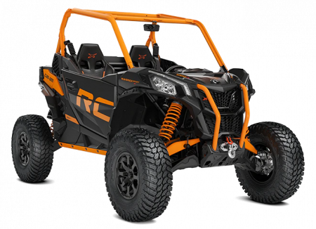 2020-Maverick-Sport-X-rc-1000R-Carbon-Black-Orange-Crush_3-4-front