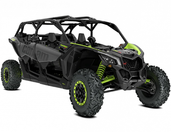 2020-Maverick-X3-Max-X-ds-Turbo-RR-Mineral-Grey-Manta-Green_3-4-front