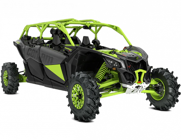 2020-Maverick-X3-Max-X-mr-Turbo-RR-Mineral-Grey-Manta-Green_3-4-front
