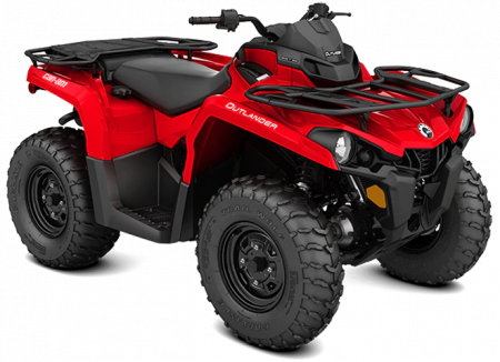 2020-Outlander-Base-450-Viper-Red_3-4-front