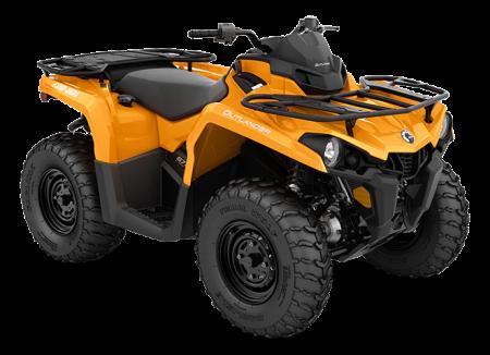 2020-Outlander-DPS-570-Orange_3-4-front