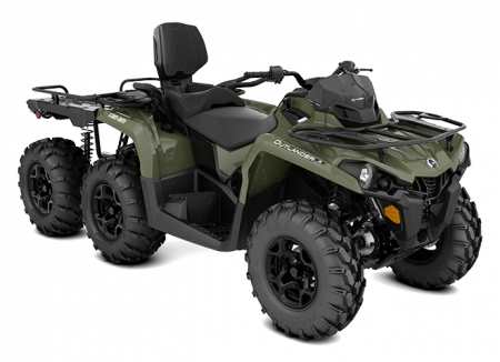 2020-Outlander-MAX-6x6-DPS-450-Squadron-Green_3-4-front