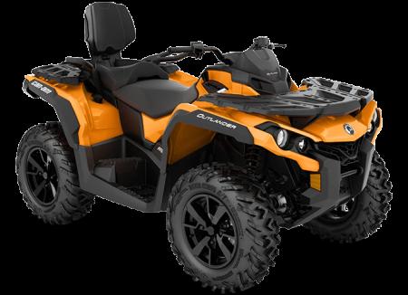 2020-Outlander-MAX-DPS-650-Orange_3-4-front