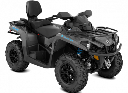 2020-Outlander-MAX-XT-570-Iron-Gray-Octane-Blue_3-4-front