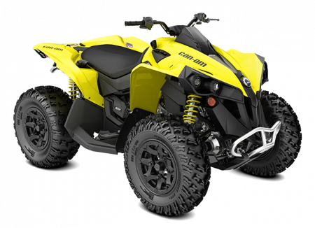 2020-Renegade-Base-570-Sunburst-Yellow_3-4-front