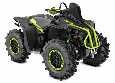 2020-Renegade-X-mr-1000R-Iron-Gray-Manta-Green_3-4-front