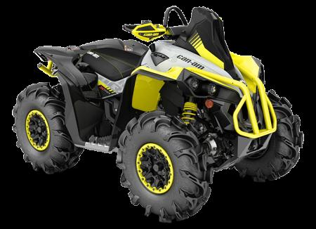 2020-Renegade-X-mr-570-Black-Grey-Sunburst-Yellow_3-4-front