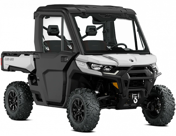 2021-Can-Am-Defender-Limited-HD10HO-HyperSilver-34Front