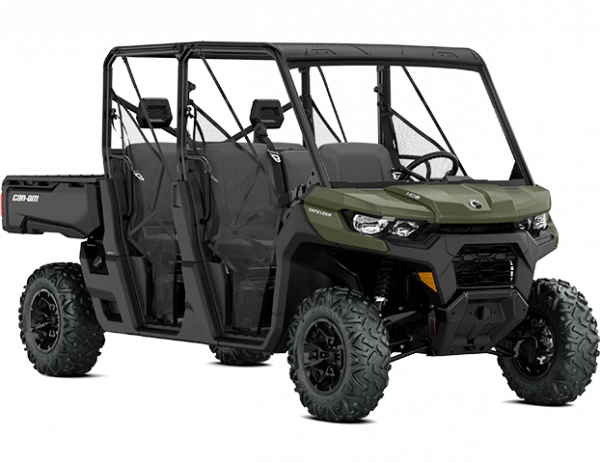 2021-Can-Am-Defender-Max-Base-HD8-SquadronGreen-34Front
