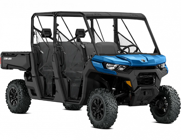 2021-Can-Am-Defender-Max-DPS-HD10HO-OxfordBlue-34Front