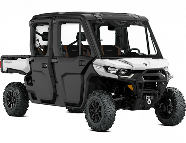 2021-Can-Am-Defender-Max-Limited-HD10HO-HyperSilver-34Front