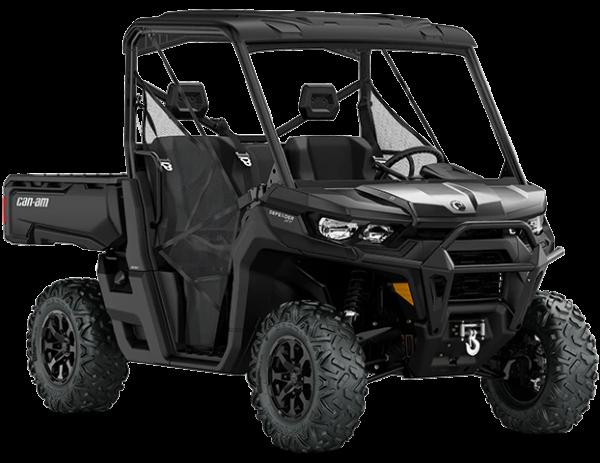 2021-Can-Am-Defender-XT-HD8-TimelessBlackMetallic-34Front