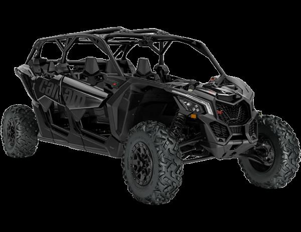 2021-Can-Am-Maverick-Max-X3-Xds-TurboRR-TripleBlack-34Front