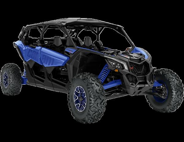 2021-Can-Am-Maverick-Max-X3-Xrs-TurboRR-IntenseBlue-34Front