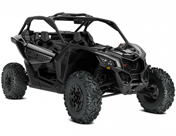 2021-Can-Am-Maverick-X3-Xds-TurboRR-TripleBlack-34Front