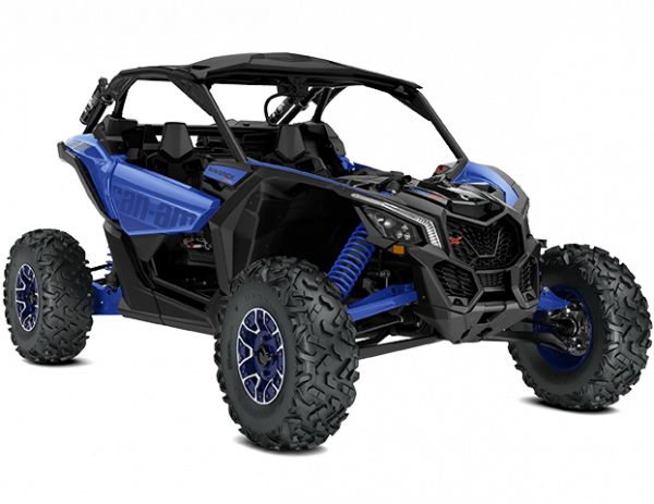 2021-Can-Am-Maverick-X3-Xrs-TurboRR-IntenseBlue-34Front