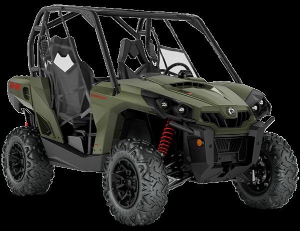 2021-Commander-DPS-800R-Green_3-4-front