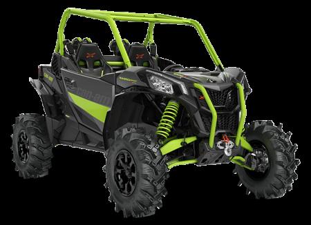 2021-Maverick-Sport-Xmr-1000r-IronGrey-MantaGreen-34Front