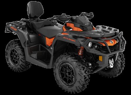 MY21-Can-Am-Outlander-MAX-XT-P-850-Phoenix-Orange-Carbon-Black-34view
