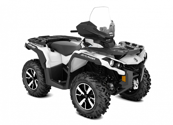 MY21-Can-Am-Outlander-North-Edition-850-White-34view