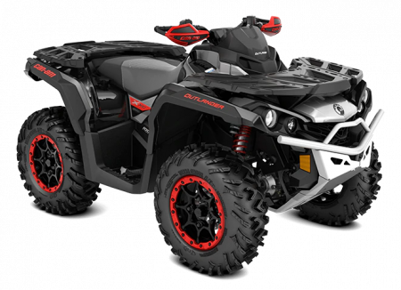 MY21-Can-Am-Outlander-X-xc-1000R-Black-Hyper-Silver-Can-Am-Red-34view