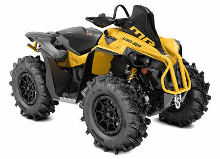 MY21-Can-Am-Renegade-X-mr-1000R-Neo-Yellow-Black-34view